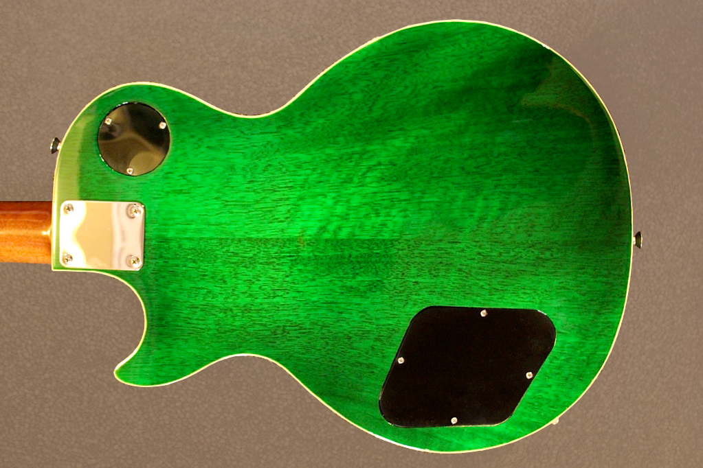 Peekamoose Guitars and Guitar Repair